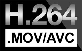 h.264 compression icon