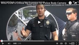 Police Body Camera Technology