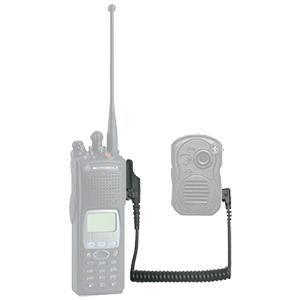 wolfcom 3rd eye police camera radio cable