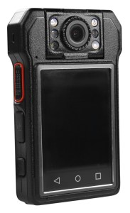wolfcom x1 police body camera front screen