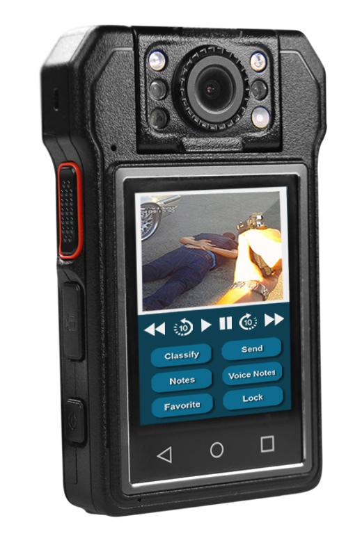 wolfcom x1 body camera with app