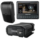 In-car camera system Model: MDVR
