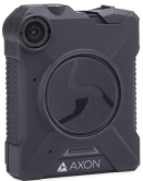 bluetooth and wifi-enabled body camera offered by axon
