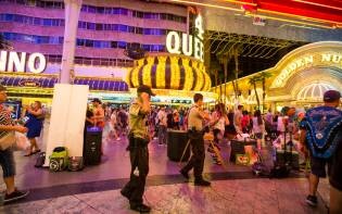 fremont street experience security team uses wolfcom 3rd eye body cameras