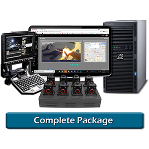 Customize a WOLFCOM Halo Body Package according to your agency's needs