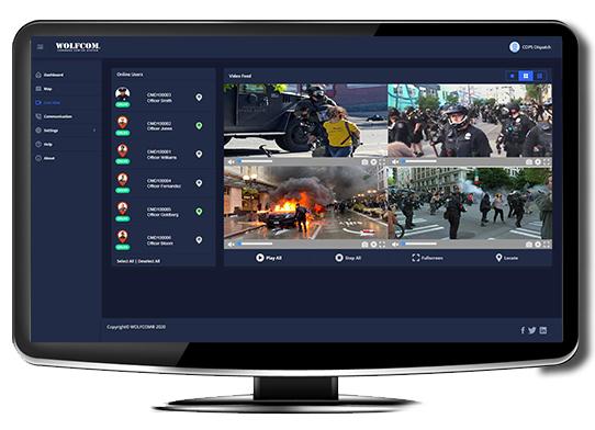 COPS Livestream