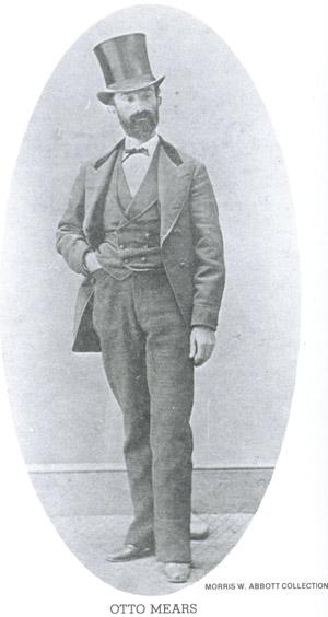 Otto Mears - San Juans