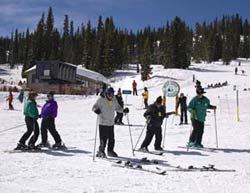 Group Ski School