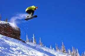 Ski Season 2014-2015
