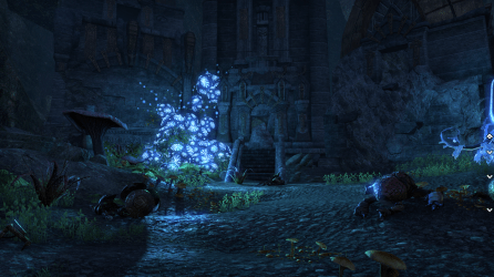 ESO: Darkshade Caverns