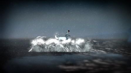 Ocean spirits