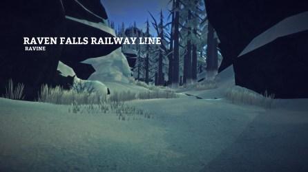 Raven Falls Railway Line