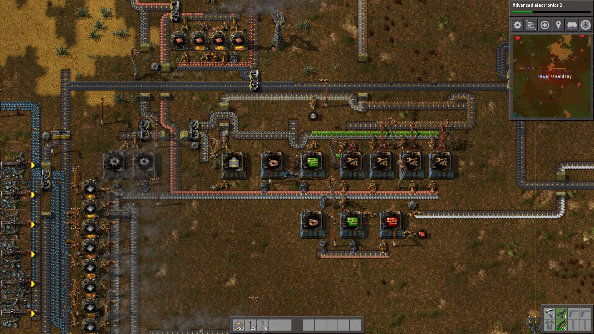 electric furnace factorio electrical home wiring diagram co op automation  lair of the wolf dragon
