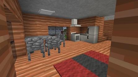 PO2 Village house with pool kitchen