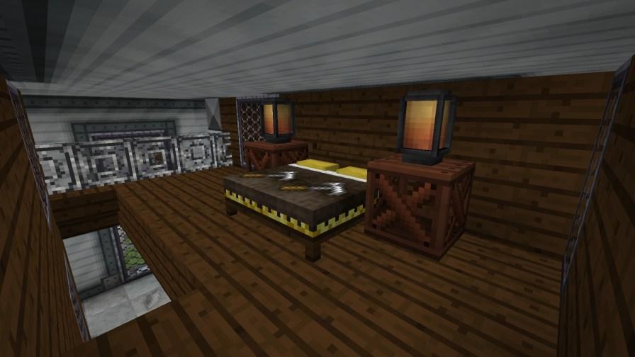 PO2 Village tinker's house loft