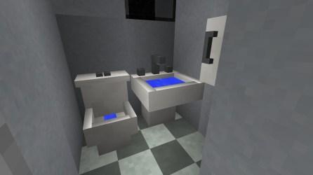 PO2 Village Angled house bathroom
