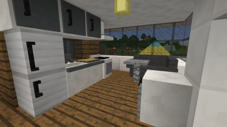 PO2 Village Modern house with farm kitchen