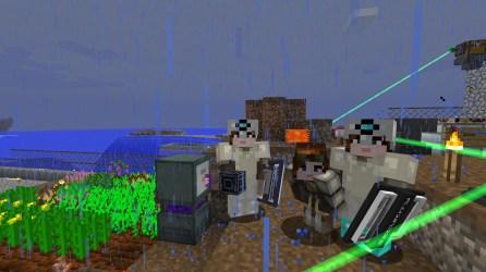 Invasion: Faeldray dopplegangers