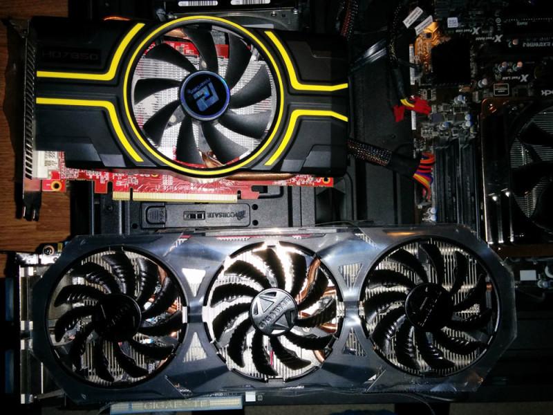 GPU length comparison