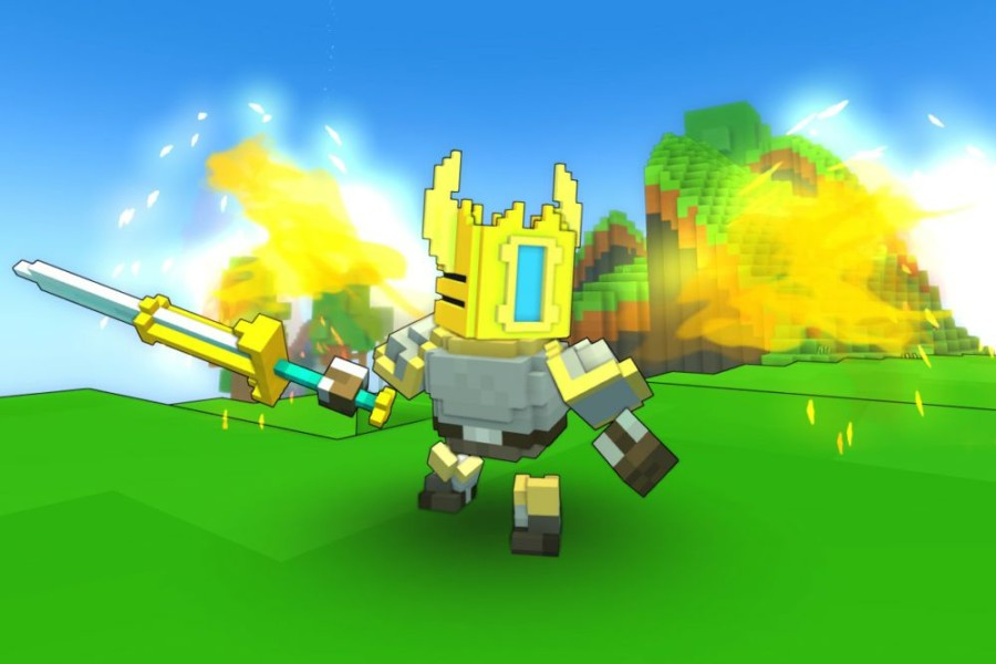 trove-knight