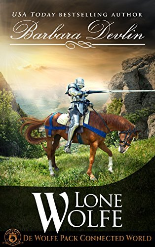 Lone Wolfe:  (Heirs of Titus De Wolfe Book 1) ———