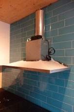 Cooktop ventilation