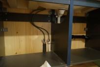 Sink plumbing done...