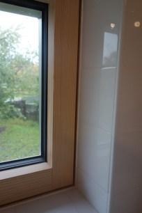 Sealing around the windows