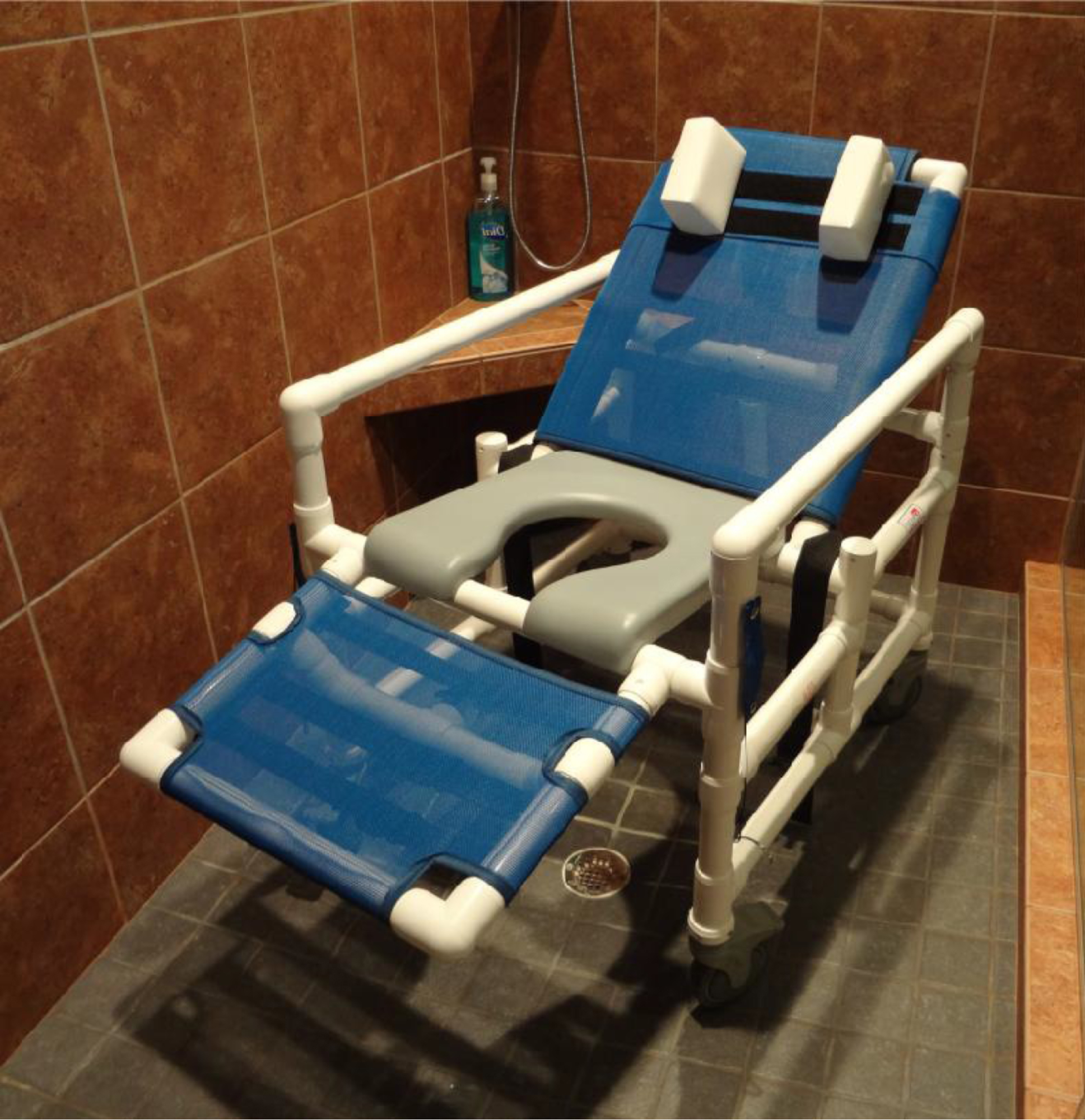 ICC Bath to Beach Products  Wolfe Mobility