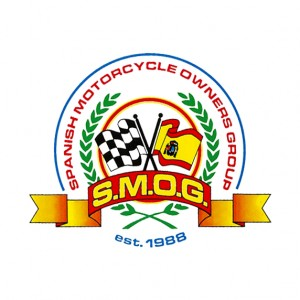 spanish motorcycle owners group logo