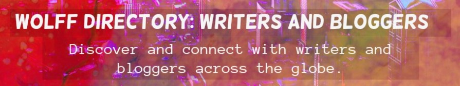 Wolff Poetry Directory - Writers and Bloggers Image
