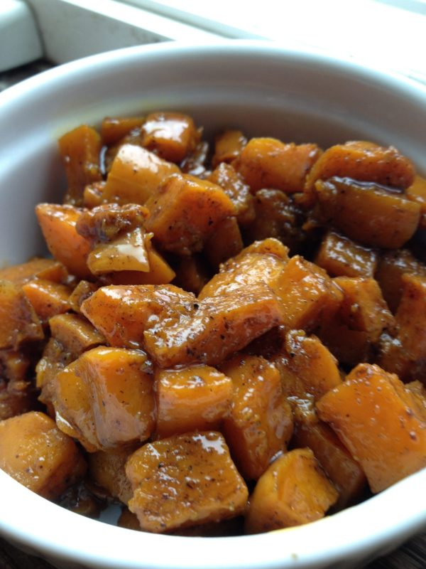 chili roasted butternut squash