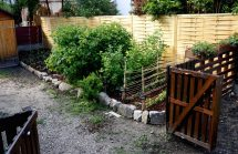 Garden Mapping Crop Rotation Diy Pallet Fence &