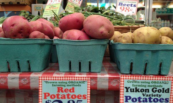 potatoes organic 2