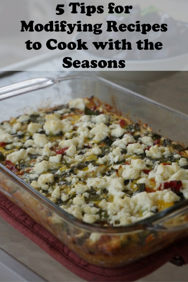 Cook with Seasons