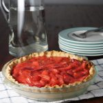 Strawberry Pie for Juneteenth