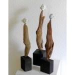 Skulpturen Aus Treibholz Art Wolfgang Gross