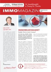 Immobilienmagazin für München