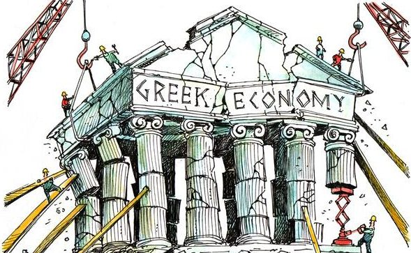 Ireland profiting on Greek crisis?