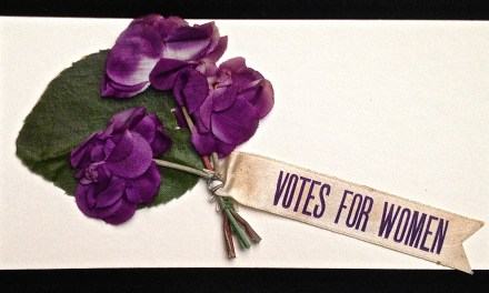 100 years: women's right to vote