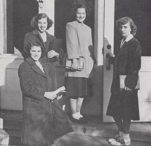 1949 Class President