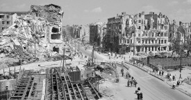 Surviving the Battle of Berlin