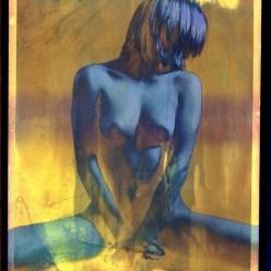 Blue Nude 01