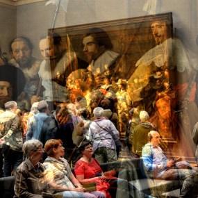 im Rijksmuseum
