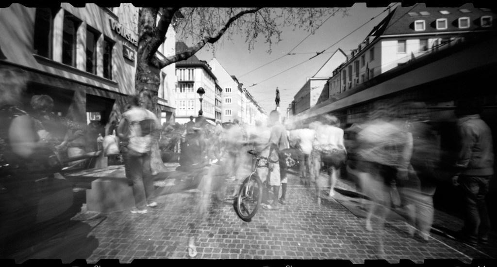 Freiburg ohne Objektiv