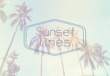 Sunset Lines
