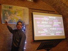 Tom Jackson casting Vision for Europe...