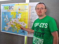 Steve from London with 2020 Vision for Europe...