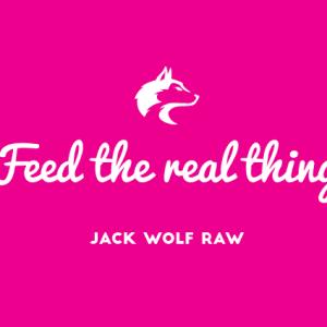 Jack Wolf Frozen Dog Food