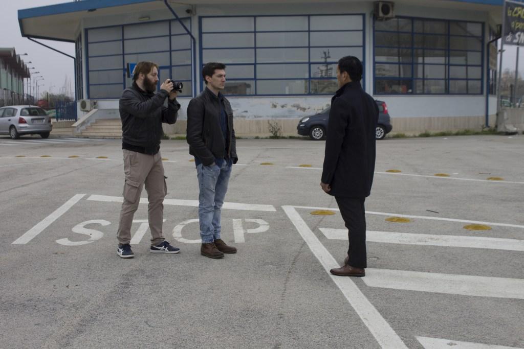 IMG_2114 backstage Adriatica di Carmine Bucci e CB VIDEO COMUNICAZIONE PRODUZIONE VIDEO centro italia